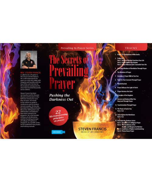 The Secrets of Prevailing Prayer & Push the Darkness